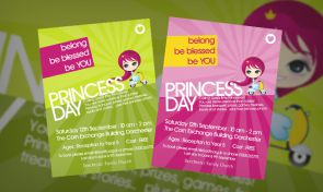 Princess Day design by Amazing Creative