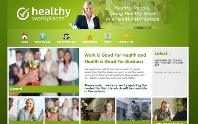 Healthy Workplaces