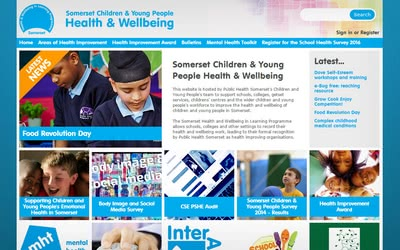 Somerset Health in Schools