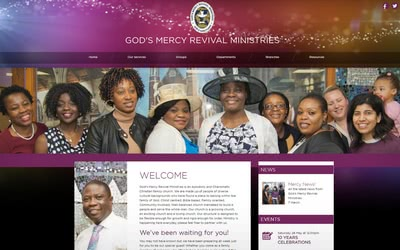 God's Mercy Revival Ministries