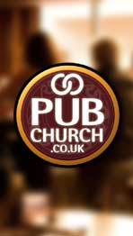 Pub Church logo design by Amazing Creative