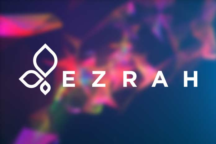 Ezrah logo design by Amazing Creative