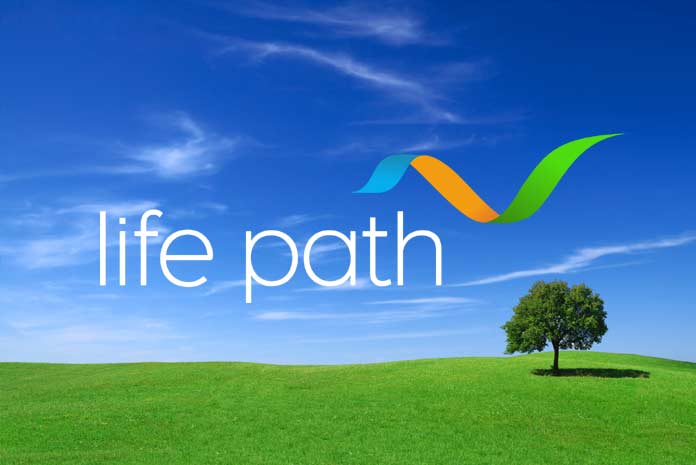 Life Path logo design by Amazing Creative