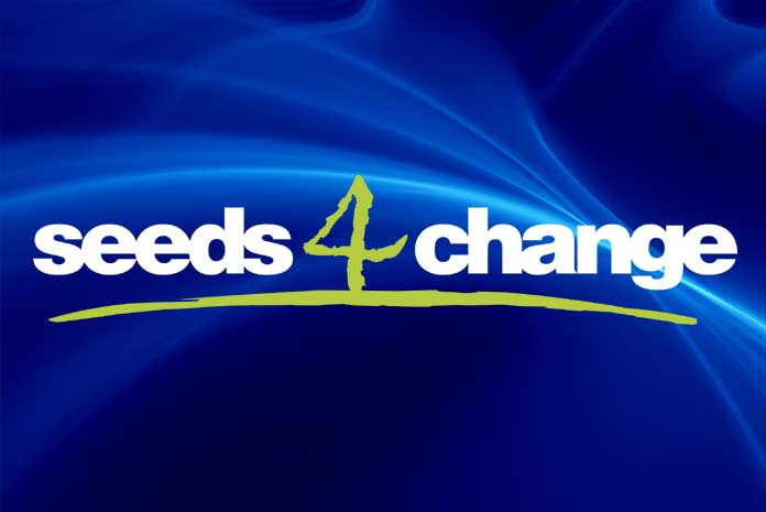 Seed 4 Change logo design by Amazing Creative