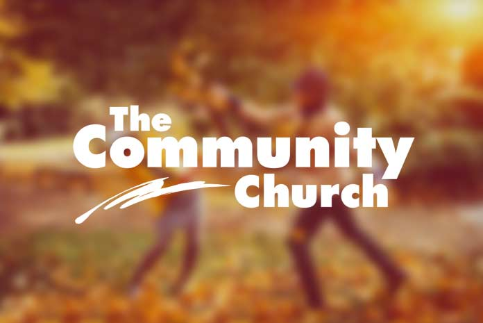 The Community Church logo design by Amazing Creative