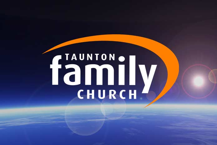 Taunton Family Church logo design by Amazing Creative