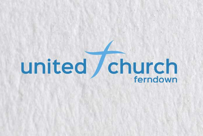 United Church Ferndown logo design by Amazing Creative